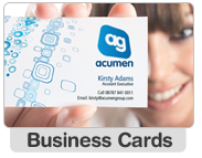 RCS Business Cards